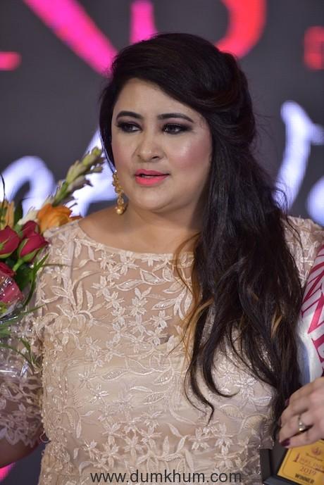 Barkha Nangia - Director Glamour Gurgaon.