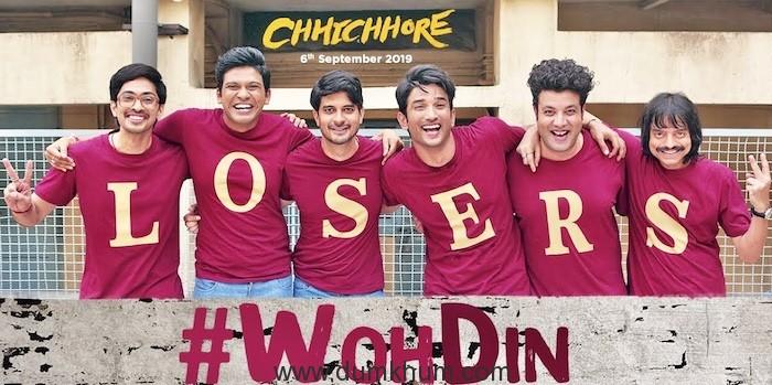 Chhichhore Film Stills-