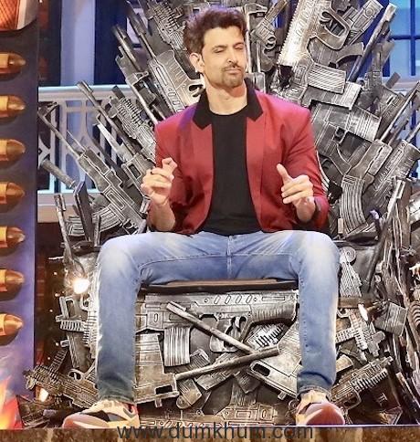Hritik Roshan had a Rocking time on Kapil Sharma Show !