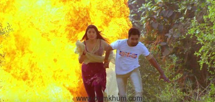 Lallu Ki Laila - Bhojpuri Film Stills-