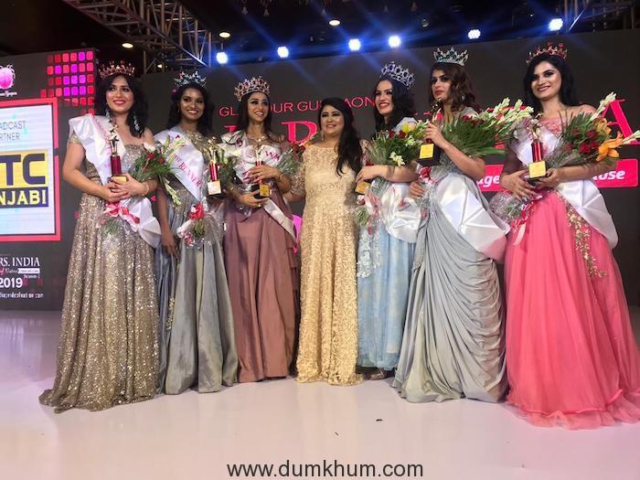 MAHARASHTRA & GUJARAT GIRLS CROWNED MRS.INDIA – PRIDE OF NATION 2019
