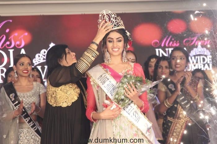 Miss India Worldwide Shree Saini crowns Tanishk Sharma as Miss India Worldwide 2019, Yukta Mookhey, Rohit Verma, Shweta Kwatra and others judge the pageant 6