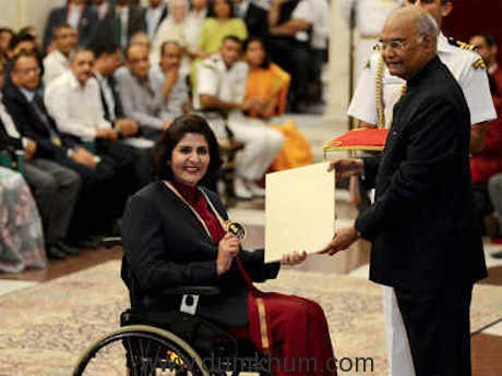 Ms. Deepa Malik
