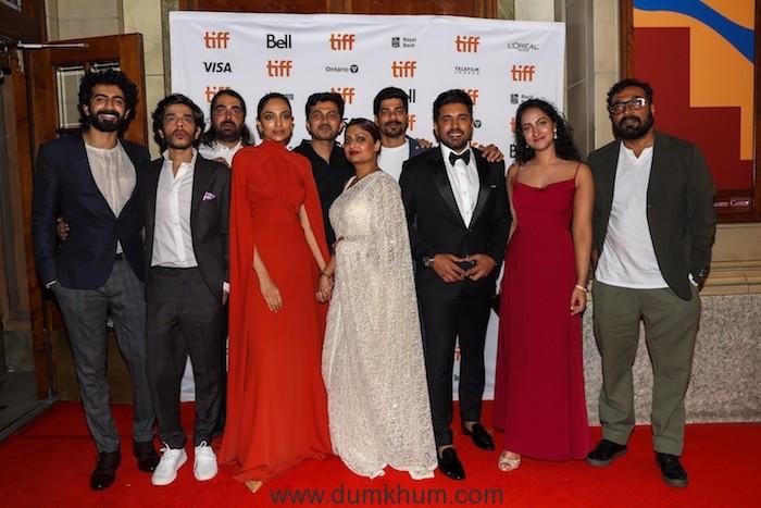 Nivin Pauly's 'Moothon' receives great response at Toronto International Film Festival TIFF 2