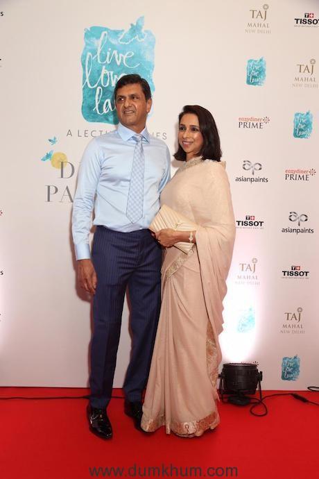 Prakash and Ujjala Padukone-