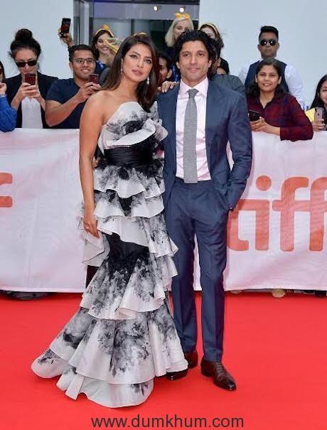 Priyanka Chopra Jonas & Farhan Akhtar