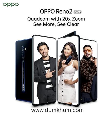 Ranbir Kapoor, Katrina Kaif and Badshah as new brand icons