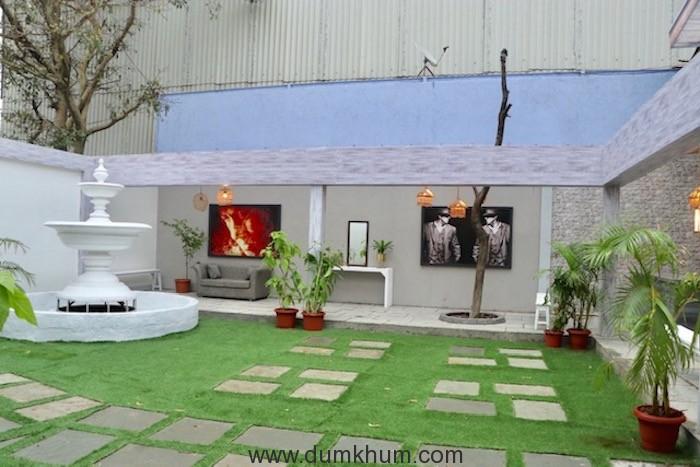 Salman Khan's chalet in Bigg Boss house