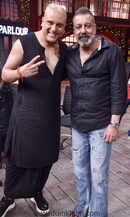 Sanjay Dutt - Krishna