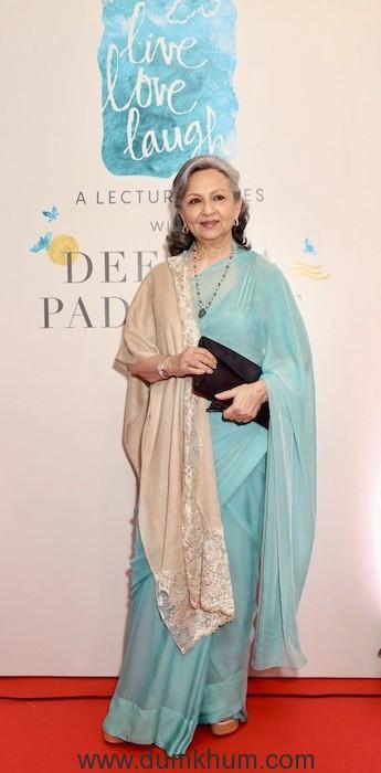 Sharmila Tagore-