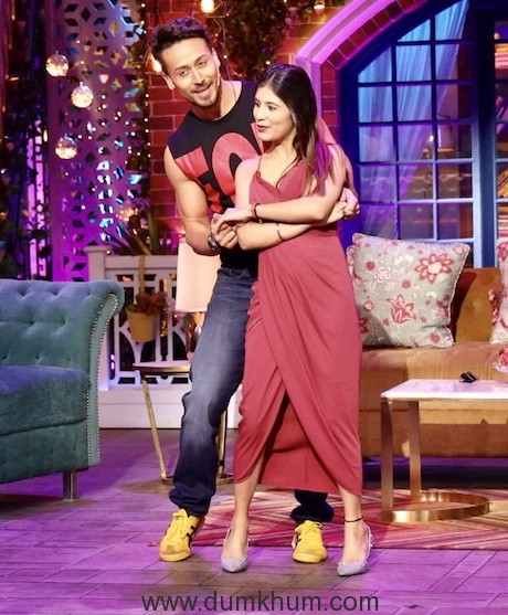 Tiger's fan moment on The Kapil Sharma Show-6
