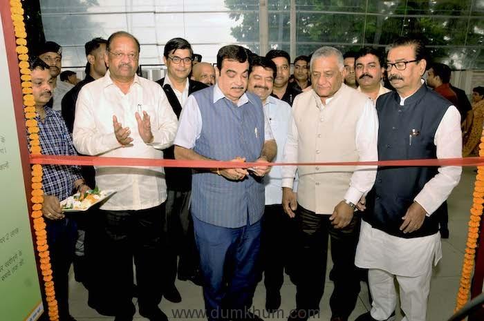 Union Minister Shri Nitin Gadkari on 100 Days of Modi Government-