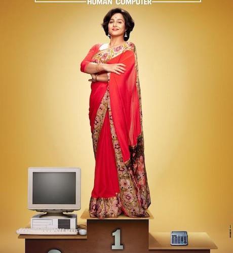 Vidya Balan to play the Mathematician 'Shakuntala Devi – Human Computer' !