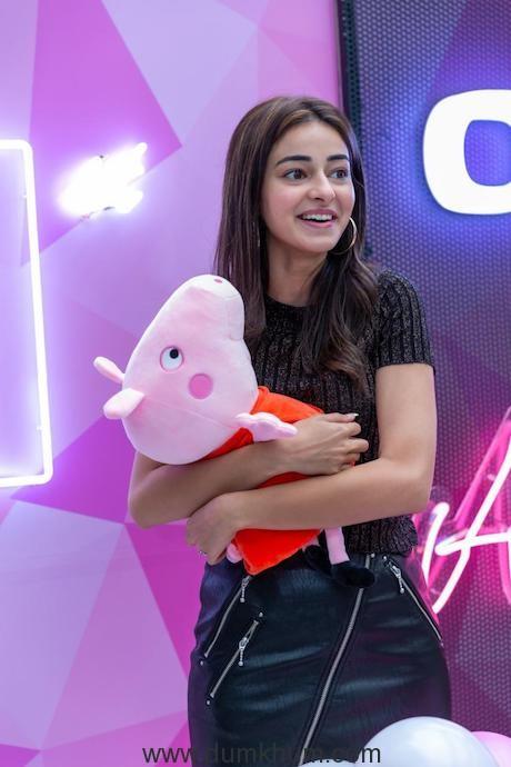 Brand ONLY celebrates Ananya Panday's 21st Birthday