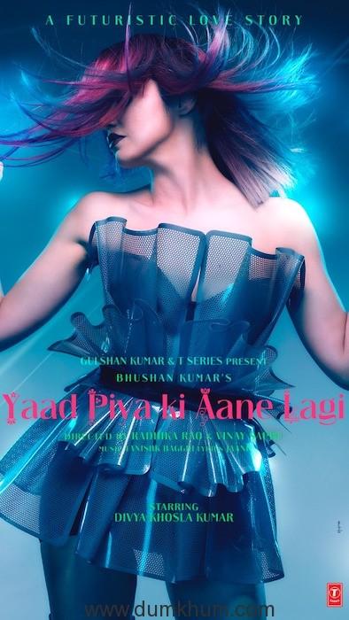 Divya Khosla Kumar all set to mesmerize the audience with Yaad Piya ki aane lagi (1)