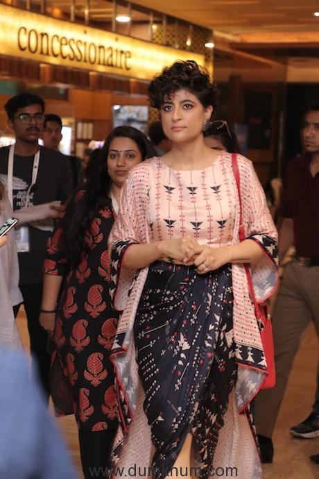 Image 10 - Tahira Kashyap at the Jio MAMI 21st Mumbai Film Festival with Star 2019