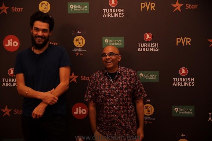 Image 4 - Oliver Laxe, Baradwaj Rangan at Jio MAMI 21st Mumbai Film Festival with Star