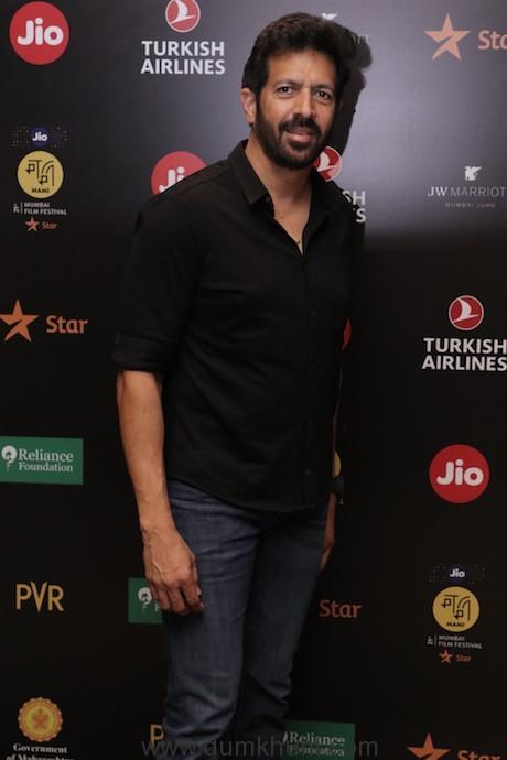 Image 7 - Kabir Khan at the Jio MAMI 21st Mumbai Film Festival with Star 2019