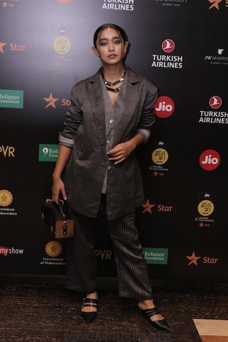 Image 9 - Sayani Gupta at the Jio MAMI 21st Mumbai Film Festival with Star 2019 (2)