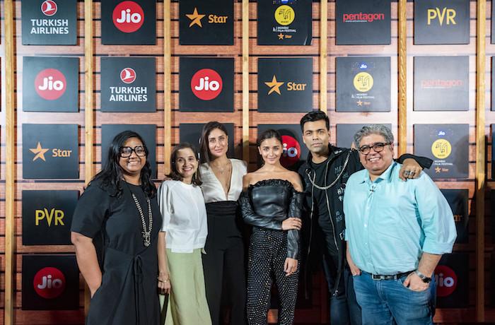 Jio MAMI Movie Mela with Star 2019 – The Big Talk with Karan Johar, Alia Bhatt and Kareena Kapoor Khan.