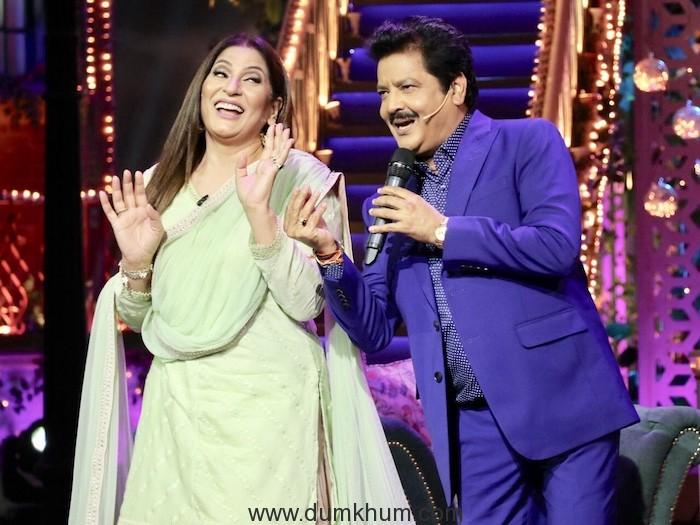 Padma Shri Udit Narayan on The Kapil Sharma Show !