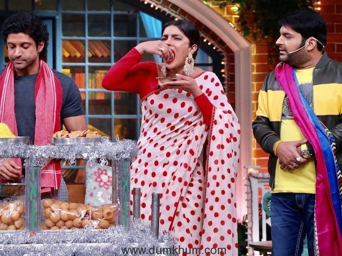Priyanka Chopra & Farhan akhtar will be soon seen sharing the screen with Kapil Sharma -2