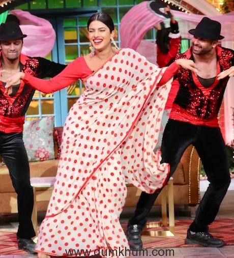 Priyanka Chopra will be soon seen sharing the screen with Kapil Sharma !