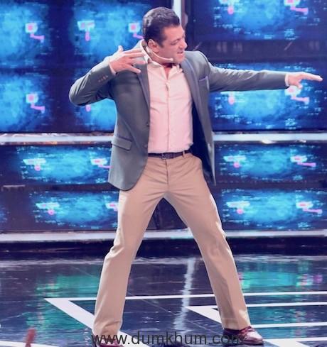 Salman Khan - Weekend Ka Vaar 01- Sunday-