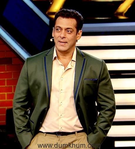 Salman Khan - Weekend Ka Vaar 01- Sunday-2