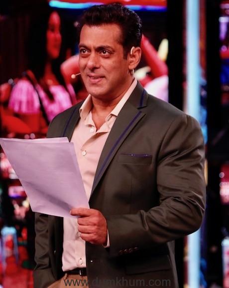 Salman Khan - Weekend Ka Vaar 01- Sunday (9)