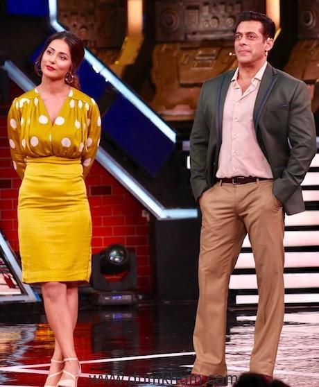 Salman Khan - Weekend Ka Vaar - 1 Sunday