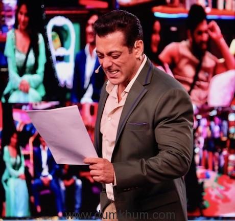 Salman Khan - Weekend Ka Vaar - Sunday