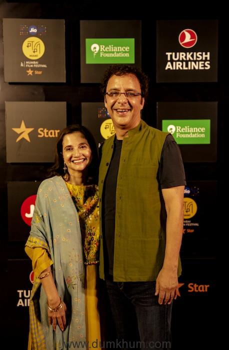 Vidhu & Anupama