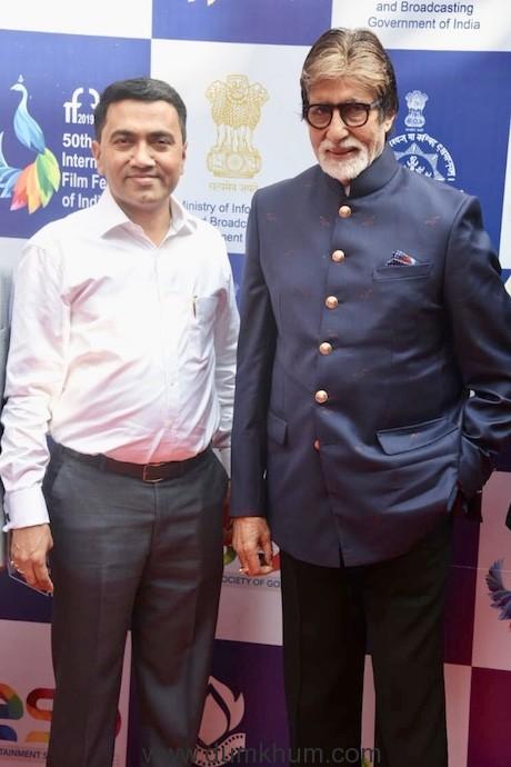 Amitabh Bachchan Retrospective Opens at Kala Academy