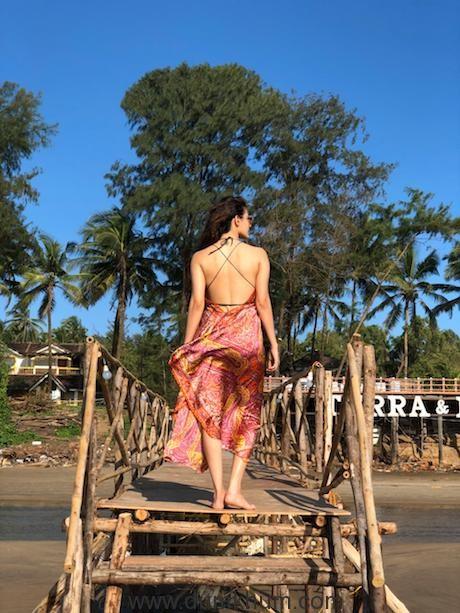Amyra Dastur's recent vacay -