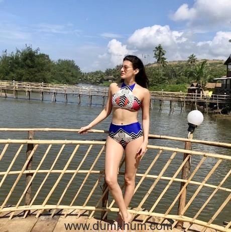 Amyra Dastur's recent vacay