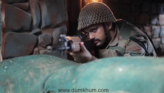 Abhijeet Singh in Movie BUNKER(1)