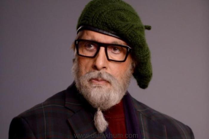 Amitabh Bachchan in Chehre
