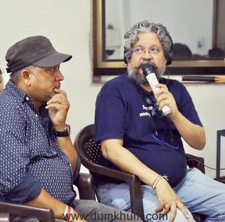 Amole Gupte and the Amit Ray-Subrata Chakravorty