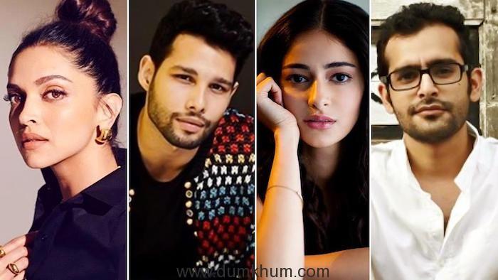 Deepika, Siddhant and Ananya to feature in Shakun Batra's next !