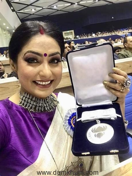 National Award Winning Actress Niilam Paanchal-