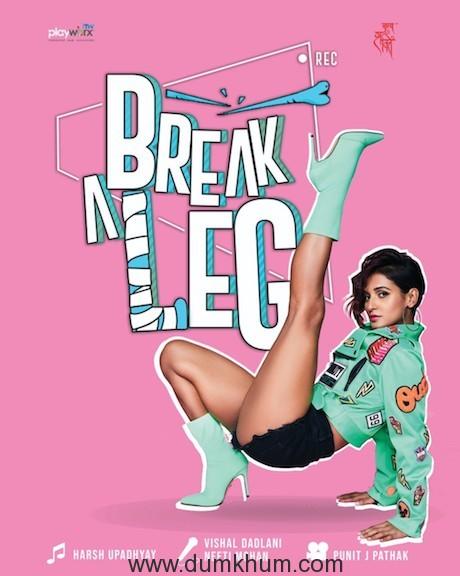 Poster - Break A Leg Season 2