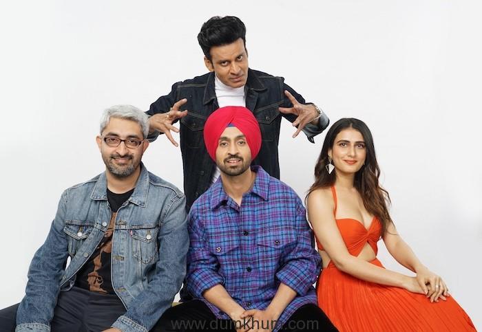 Diljit Dosanjh and Manoj Bajpayee to face-off in Zee Studios' Suraj Pe Mangal Bhari