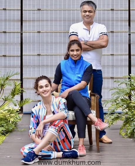 Viacom18 Studios announces its next on Shabaash Mithu