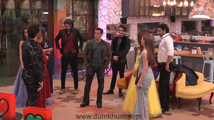 Salman Khan loses his composure over Shehnaz's shenanigans