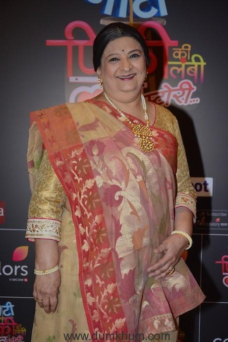 Bharati Achrekar as Dadi in COLORS'' Naati Pinky Ki Lambi Love Story