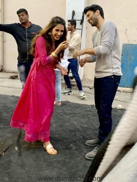 Disha Patani and Aditya Roy Kapur-