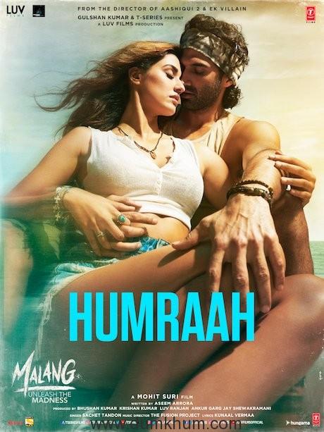 Disha Patani shares first look of the song Humraah from Malang