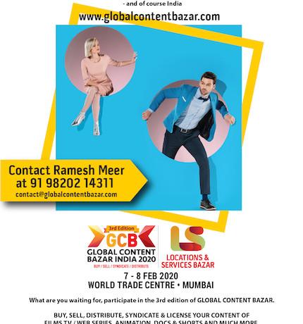 Global Content Bazar India 2020