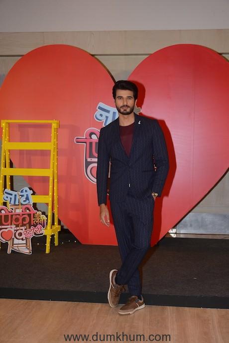 Puneett Chouksey as Arjun in COLORS' Naati Pinky Ki Lambi Love Story